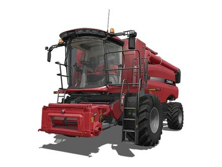 Axial-Flow xx30 - 7230 (2011 - 2014)